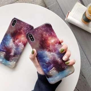 [iPhone 6-Xs Max] CT-080 七色彩雲手機殼 iPhone case