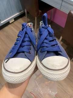 🚚 帆布休閒鞋💕24號