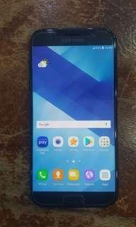 2nd Samsung A7 (2017)