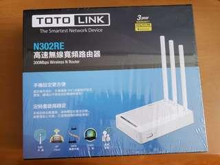 TOTO LINK Router N302RE