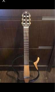 🚚 Yamaha SLG-100N Silent Electric Guitar 靜音吉他