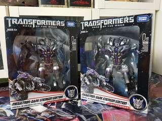 2012 Megatron: Dark Energon Edition (Limited) DOTM Leader Class Transformer