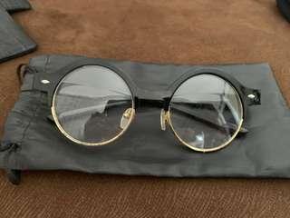kacamata round mode rayban
