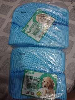 Pee pads for cats/dogs/guinea pigs / rabbits