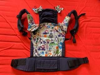 🚚 Tula standard baby carrier