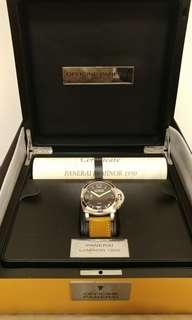 Panerai Luminor 1950 Special Limited Editions 47mm PAM127 PAM00127 fiddy 四大天王 沛納海 prev prea vintage(非 rolex daytona 地通拿)