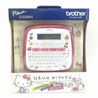 Brother Hello Kitty標籤機