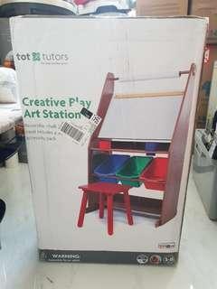 Art Station Easel