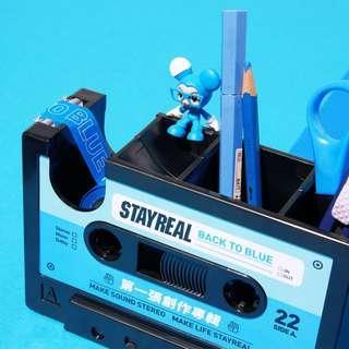 🚚 STAYREAL 多功能收納盒-藍色