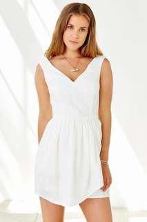 Keepsake if you leave white dress