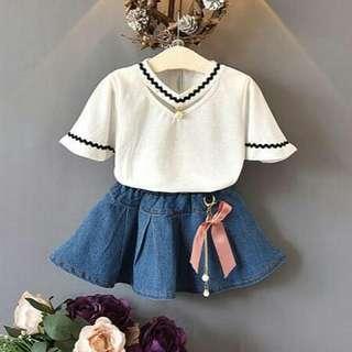 Dress anak lucu