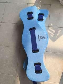 Aqua buoyancy belt / water gym flat belt