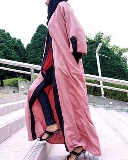 Abaya White Colour
