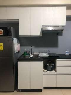Furnished Studio Unit with Free Cable and Wifi