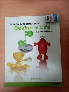 Design and technology textbook (lower sec)