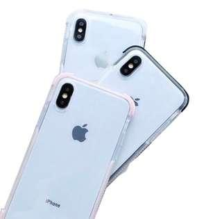 Anti knock case for iphone