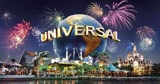 USS or Universal Studios Singapore Tickets