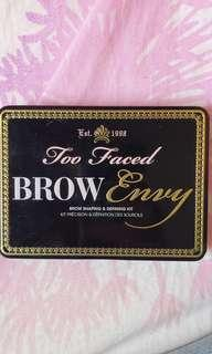 Too Faced Brow Palette