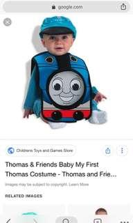 I am LOOKING FOR a thomas and friends costume