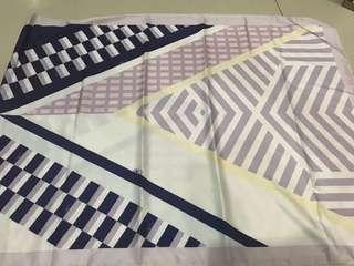Duck Scaves Geometric