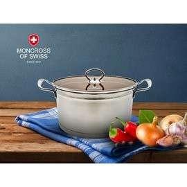 加購價450,瑞士Moncross ,304不銹鋼湯鍋