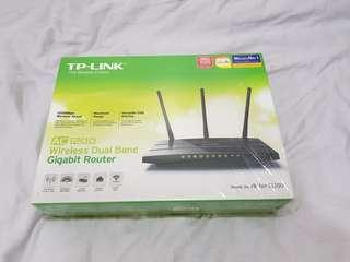 TP-LINK wireless router ac 1200