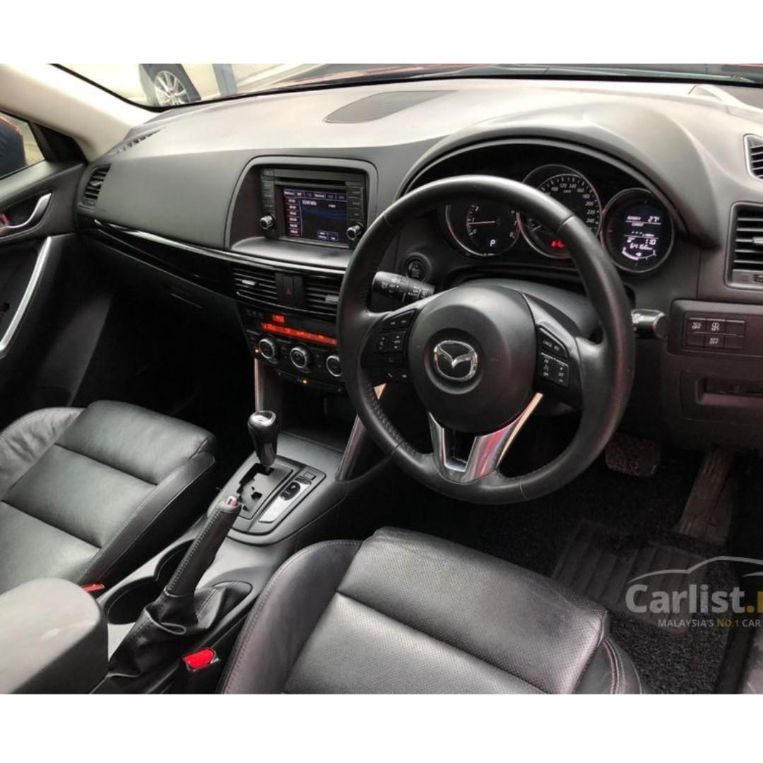2013 Mazda CX-5 2.0 2WD (A) One Owner CBU Sunroof Bose Leather.    http://wasap.my/601110315793/Cx52013