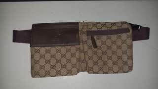 75e16415027 Gucci monogram belt bag