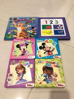🚚 Shape, Numbers, Colors & Shapes Books