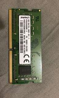 8GB RAM ddr4 2666mhz sodimm (laptop)