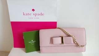 🚚 【全新正品】Kate Spade 晚宴手提包