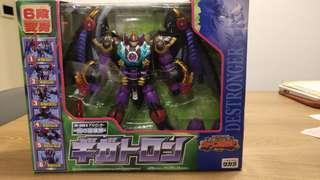 變形金剛 6段變身 Transformers Takara TF 2000 Megatron