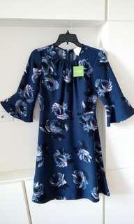 🚚 【全新名品】Kate Spade 水袖洋裝