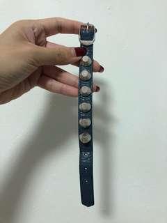 Balenciaga Giant Stud Bracelet (small)