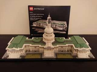 LEGO Architecture 21030 US Capitol Bldg