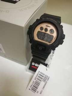 Gshock (Black Rosegold colour)GMD-S6900MC-1DR