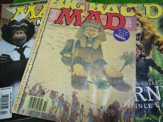 Mad Magazine Combo