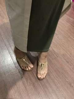 Sandal Mic's