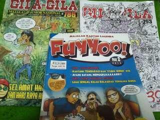 Majalah Gila Gila & Fuyyoo!