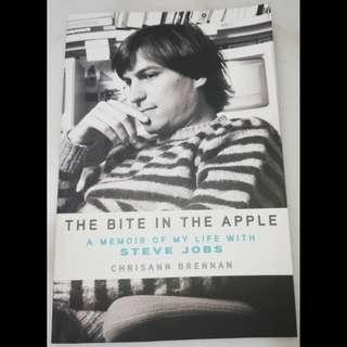 The bite in the apple, A memoir of my life with Steve Jobs by Chrisann Brennan