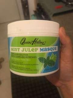 Mint Julep Masque