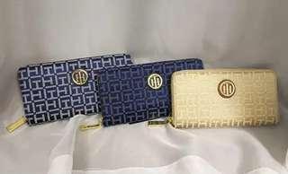 Tommy Hilfiger zip wallet