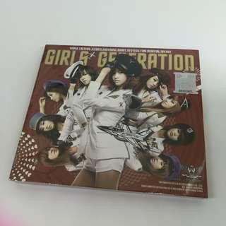 CD SNSD Girls Generation The 2nd Mini Album