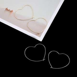 Love Shape Earring (NEW)