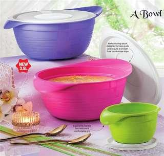 Tupperware pretty pastel Large