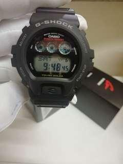 Gshock casio G-6900-1 Tough Solar limited