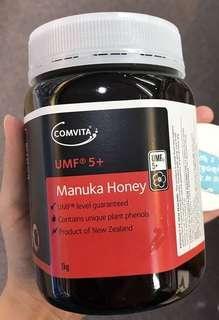 COMVITA 康維他 麥蘆卡蜂蜜 UMF5+ 1KG