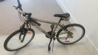 Bike size 26