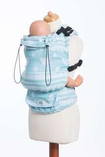 Lennylamb Lennyup Artic Lace Ergonomic Baby Toddler Carrier
