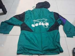 Diadora Windbreaker Jacket M size